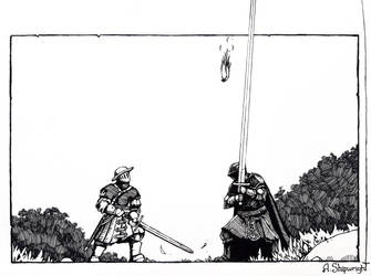 Long Sword Fight