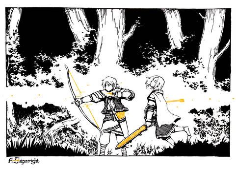 Archer Enemy