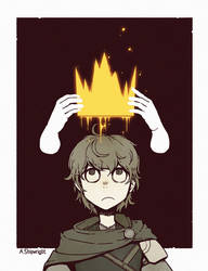 The Fire Crown