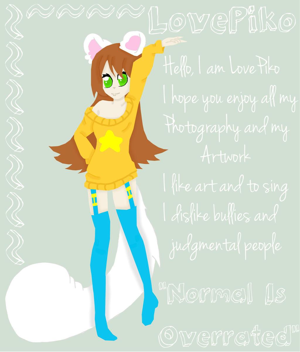 Lovepiko's Profile Picture