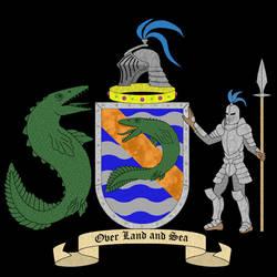 Draekr Coat of Arms