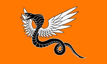 Dzengal Flag