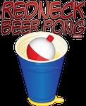 Redneck Beer Pong
