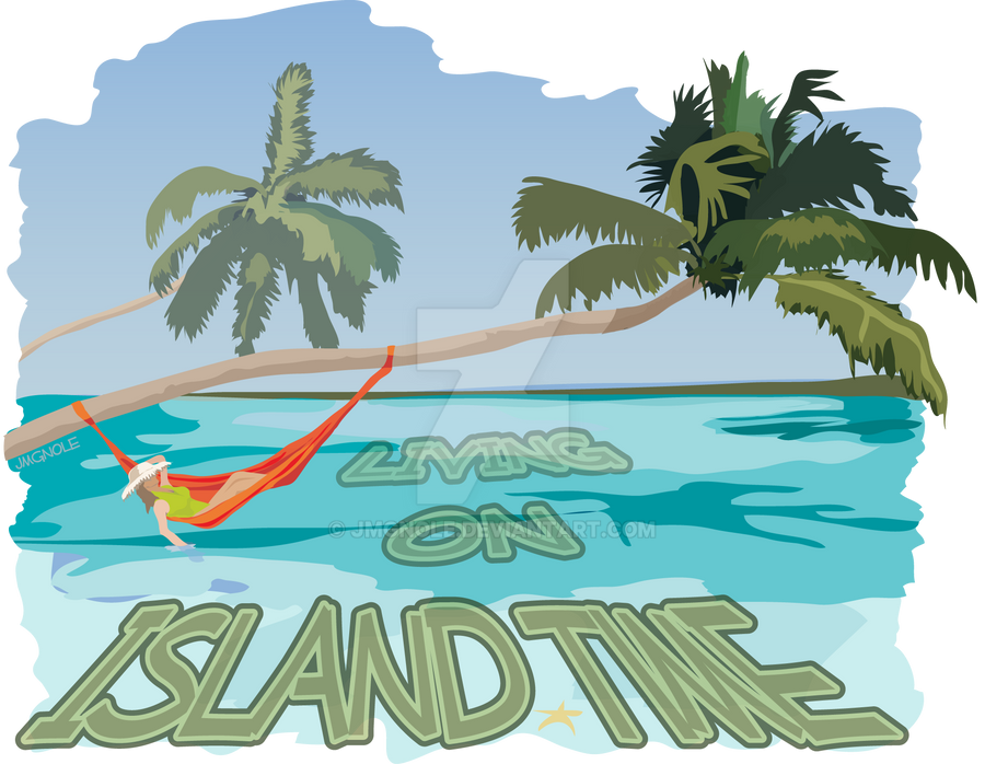 Living on Island Time - Palms by jmgnole