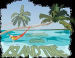 Living on Island Time - Palms