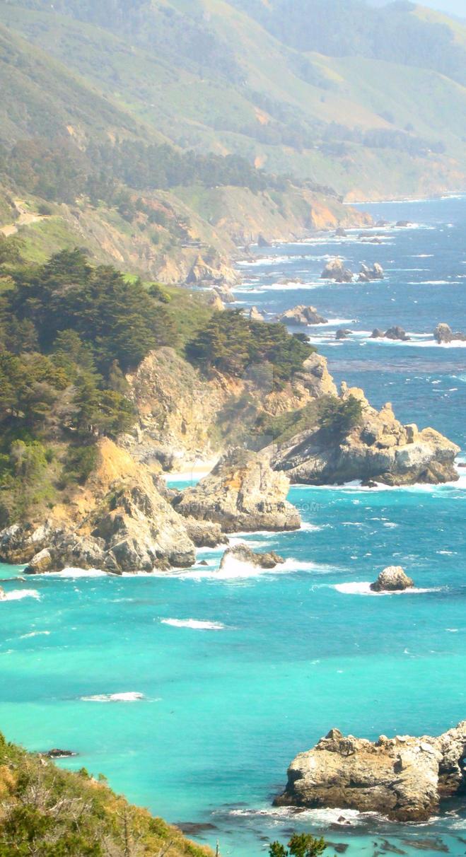 California Coast by jmgnole