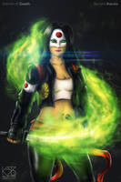 Stench of Death (Katana Suicide Squad) by KAVIZO