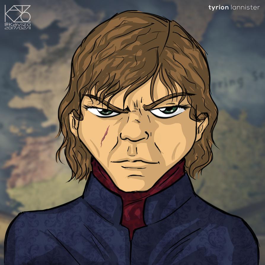 Tyrion Lannister by Kavizo by KAVIZO
