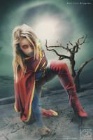 Girl from Krypton by Kavizo