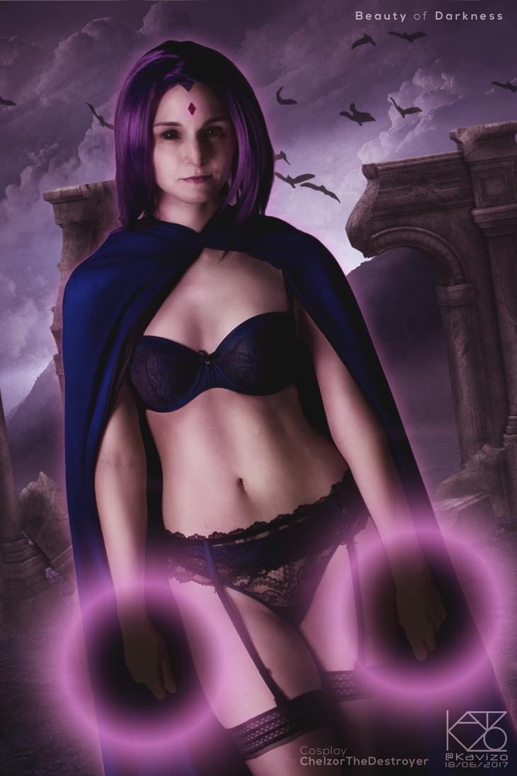 Beauty of Darkness by Kavizo by KAVIZO
