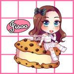 BLACKPINK Ice Cream Jisoo Chibi
