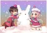 Hananene and the Snowmokke - TBHK
