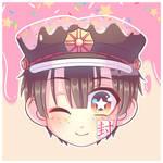 Hanako Pastel Donut