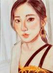 Haseul Color Portrait