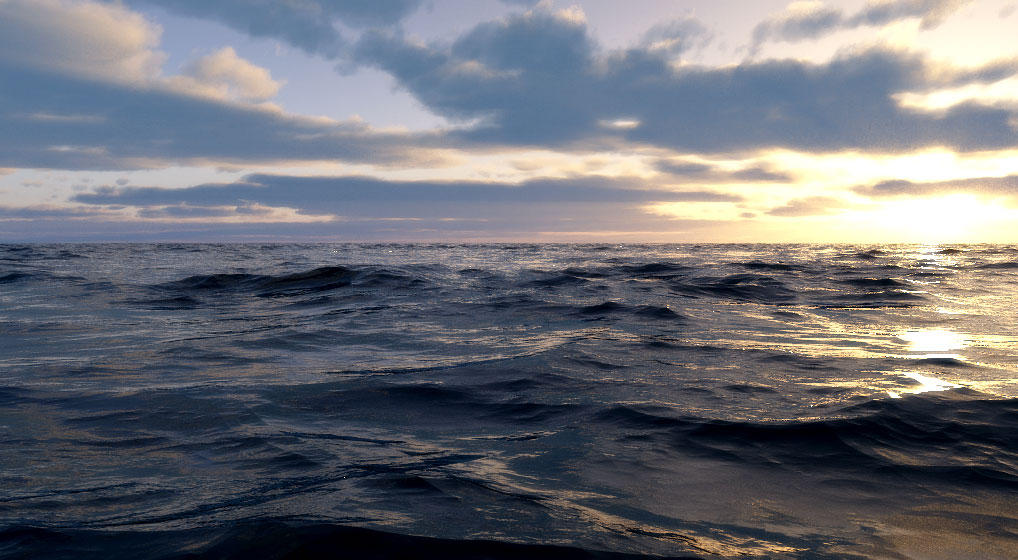 the open sea by - photo #6