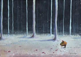 Mushroom man by ChristinaKingma
