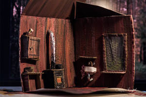Gustav's crib by ChristinaKingma
