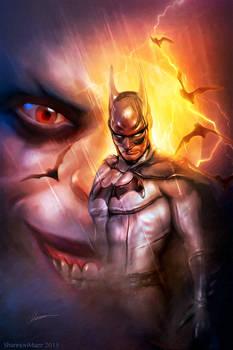 Batman: By Shannon Maer