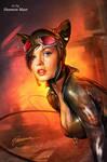 Catwoman - Skin Tutorial - Batman - DC Comics