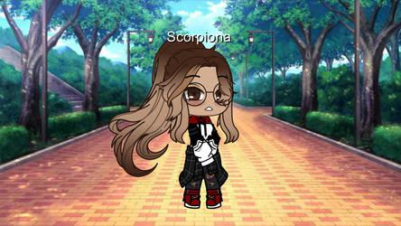 Scorpiona aka me