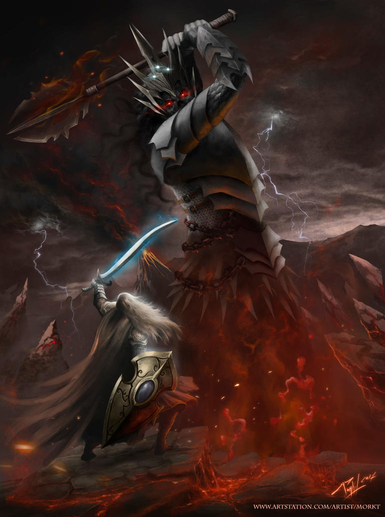Melkor Lord Of The Rings Lore