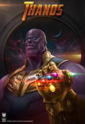 Thanos_fanart