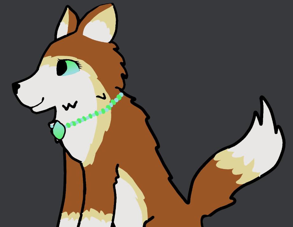 Wolfy Wolf by Mausuban
