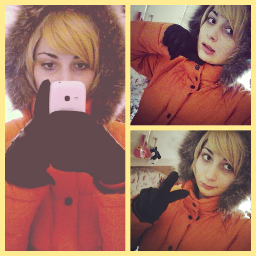 Kenny - South Park by RobyRox