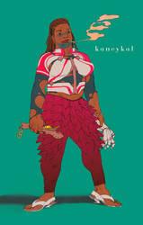 Kaneykal by TenSkies