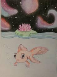 Galaxy Goldfish