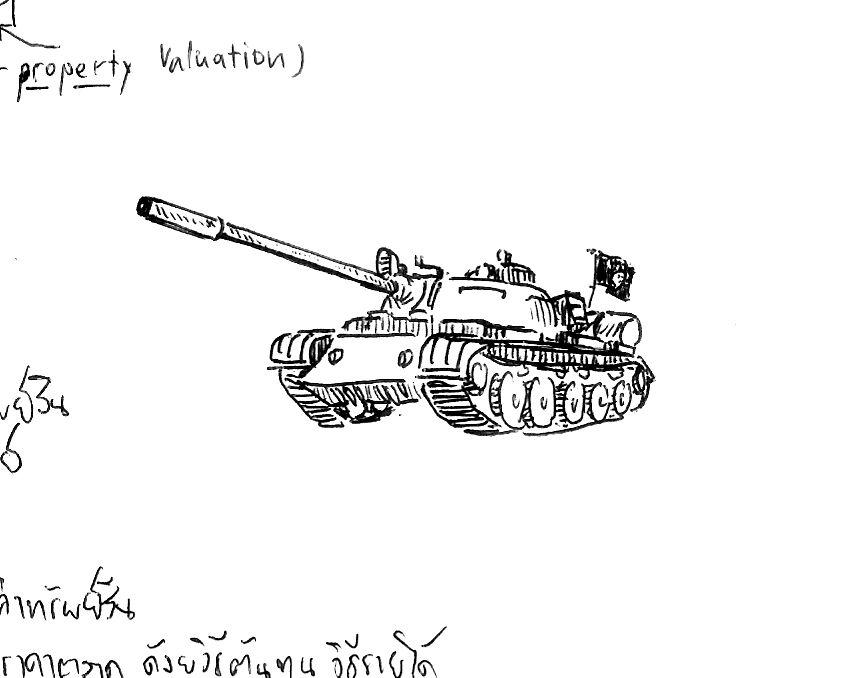 IS T-54 by siwawuth