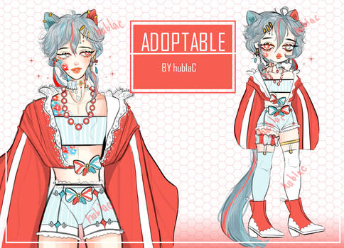 [AUCTION OPEN] CAT by hublaC
