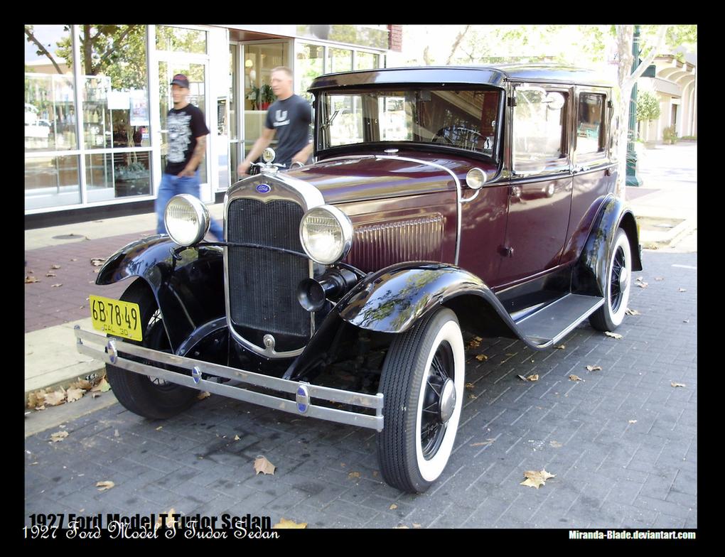 1927 ford model t tudor sedan by miranda blade on deviantart for 1927 ford model t 4 door sedan