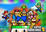 New Super Mario Bros.2: Attack of the Koopalings