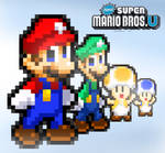 New Super Mario Bros. U: The Heroes Are On The Way