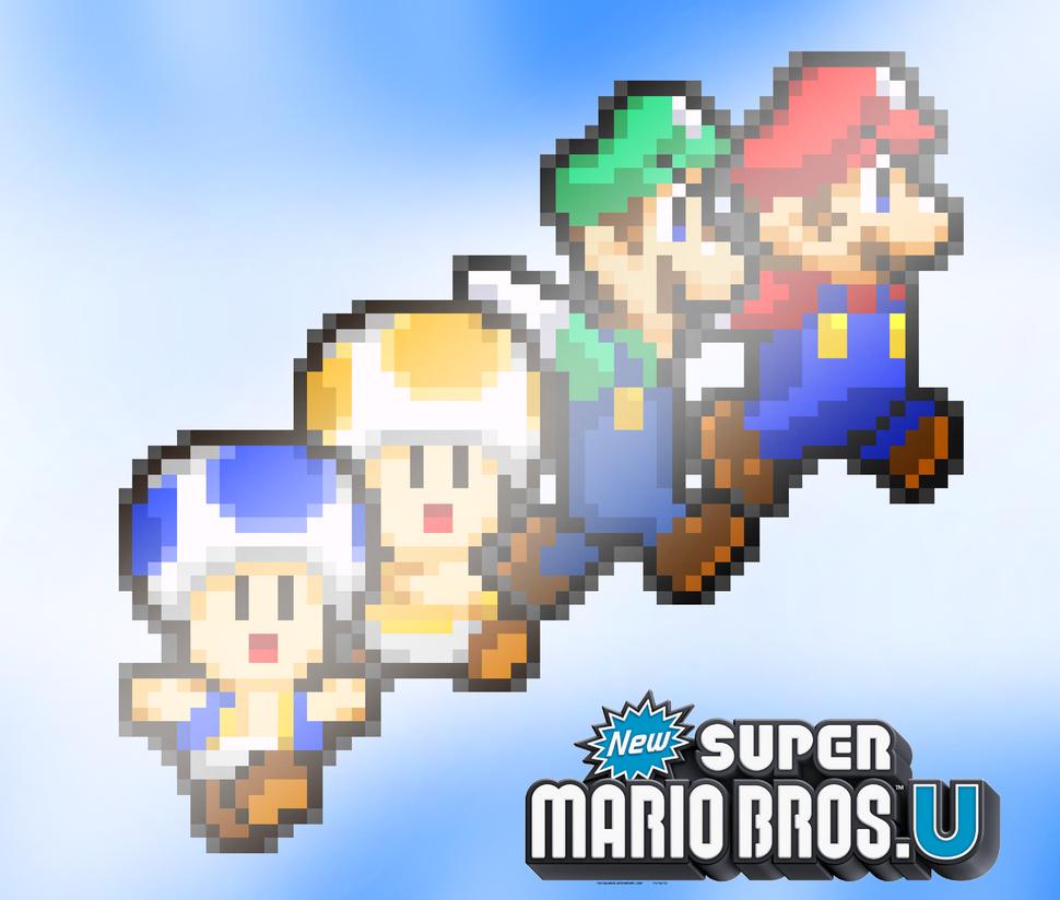 New Super Mario Bros. U: Let's A Stop Evil by FaisalAden