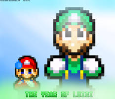 The Year Of Luigi by FaisalAden