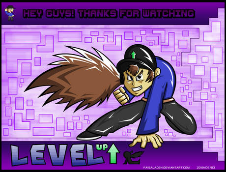 IT'S TIME TO LEVEL-UP!