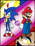 Mario and Sonic: Smash Bros. Edition