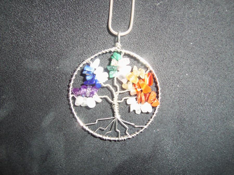 Chakra style - Tree of Life by ItsAWrap