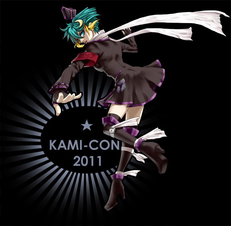 Fan Art Kosho by Oni by Kami-ConDA