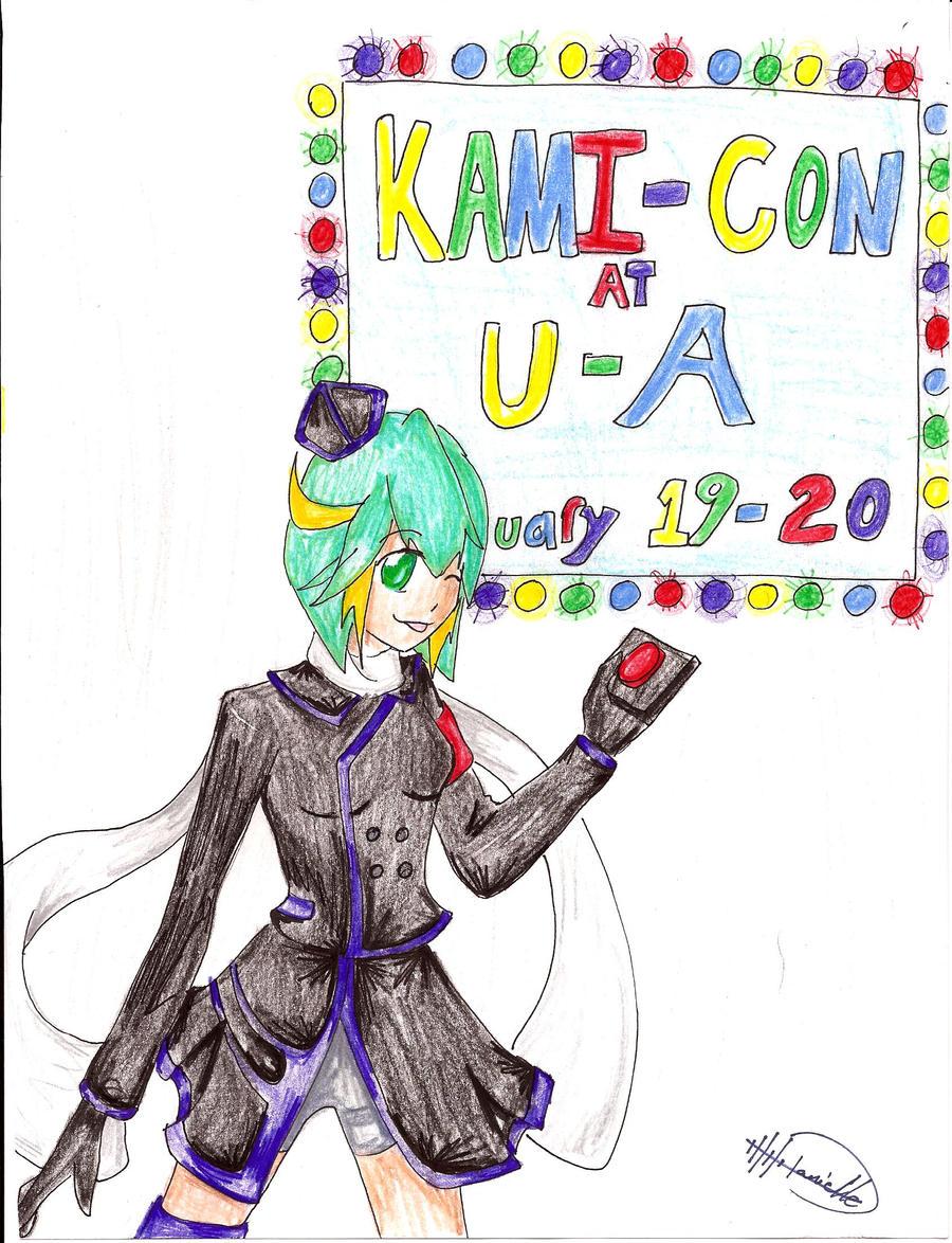 Fan Art Kosho by Danielle by Kami-ConDA