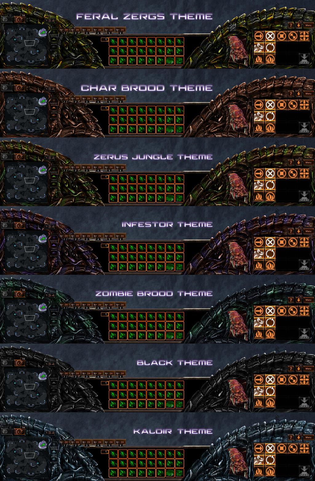 Carapace Overlay (based on Hanzo's Overlay)