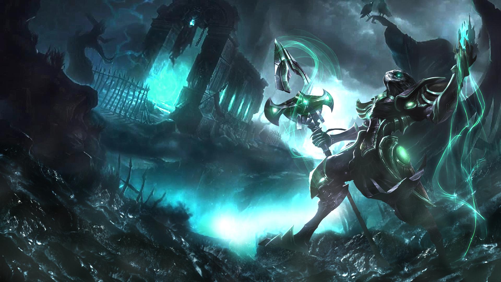 Harrowing Ravenborn Azir by Dexistor371