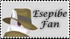 Esepibe Fan Stamp by Drake09