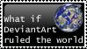 Random DeviantArt Stamp by Drake09