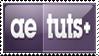 AE tuts+ Fan Stamp by Drake09