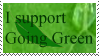 Going Green Stamp by Drake09
