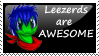 Leezerds Are Awesome XD by Drake09