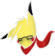 Zakchu Sprite Badge form by Drake09